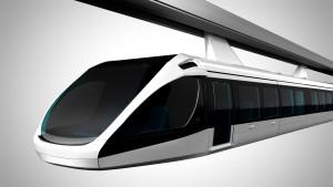 Le monorail à grande vitesse de la Coop MGV
