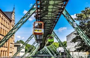 Monorail de Düsseldorf