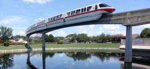 Monorail Walt Disney